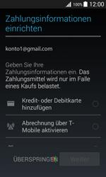 Samsung Galaxy J1 - Apps - Konto anlegen und einrichten - 17 / 19