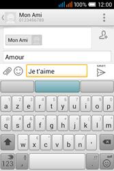 Alcatel OT-4015X Pop C1 - Contact, Appels, SMS/MMS - Envoyer un MMS - Étape 12