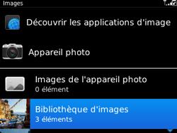 BlackBerry 9320 - Photos, vidéos, musique - Envoyer une photo via Bluetooth - Étape 5