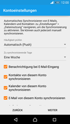 Sony Xperia Z3 - E-Mail - Konto einrichten (outlook) - 1 / 1