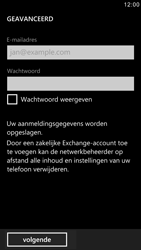 Samsung I8750 Ativ S - e-mail - handmatig instellen - stap 7
