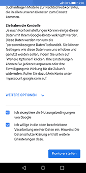 Huawei Honor 9 Lite - Apps - Konto anlegen und einrichten - 16 / 21