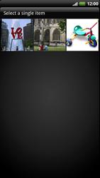 HTC Z715e Sensation XE - MMS - Sending pictures - Step 10