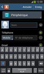 Samsung Galaxy Ace 3 - Contact, Appels, SMS/MMS - Ajouter un contact - Étape 7