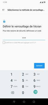 OnePlus 7 Pro - Sécuriser votre mobile - Activer le code de verrouillage - Étape 8