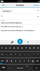 BlackBerry Leap - E-Mail - E-Mail versenden - 2 / 2