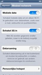 Apple iPhone 5 - Internet - Internet gebruiken in het buitenland - Stap 7