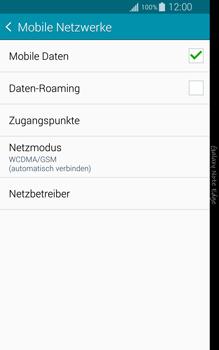 Samsung N915FY Galaxy Note Edge - Netzwerk - Netzwerkeinstellungen ändern - Schritt 6