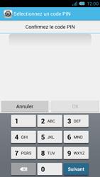Bouygues Telecom Bs 471 - Sécuriser votre mobile - Activer le code de verrouillage - Étape 9