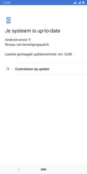 Nokia 9 - Toestel - Software updaten - Stap 10
