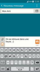 Samsung Galaxy A3 (A300FU) - Contact, Appels, SMS/MMS - Envoyer un SMS - Étape 11