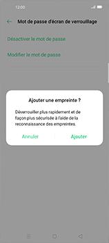 Oppo Find X2 Neo - Sécuriser votre mobile - Activer le code de verrouillage - Étape 10
