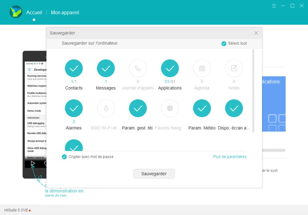Huawei Y6 (2018) - Aller plus loin - Gérer vos données avec un ordinateur - Étape 8