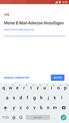 Nokia 8 - E-Mail - Manuelle Konfiguration - Schritt 9
