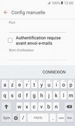 Samsung G389 Galaxy Xcover 3 VE - E-mail - Configuration manuelle - Étape 16