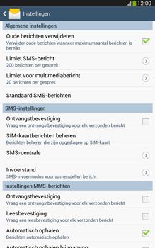 Samsung T315 Galaxy Tab 3 8-0 LTE - SMS - SMS-centrale instellen - Stap 8