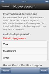 Apple iPhone 3GS - Applicazioni - Configurazione del negozio applicazioni - Fase 13