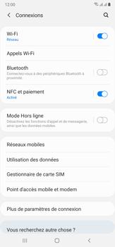 Samsung Galaxy Note 20 Ultra 5G - WiFi - Activez WiFi Calling - Étape 6