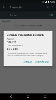 Motorola Nexus 6 - Bluetooth - Jumeler avec un appareil - Étape 7