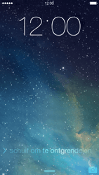 Apple iPhone 5 - Handleiding - Master reset - Stap 4