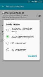 Samsung G925F Galaxy S6 Edge - Réseau - Changer mode réseau - Étape 6