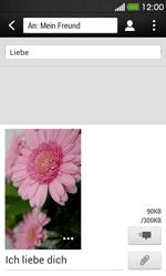 HTC Desire 500 - MMS - Erstellen und senden - 18 / 20