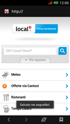 Alcatel One Touch Idol Mini - Internet e roaming dati - uso di Internet - Fase 16