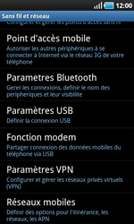 Samsung I9000 Galaxy S - Réseau - utilisation à l'étranger - Étape 8