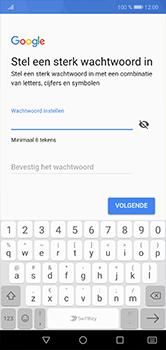 Huawei P20 lite - apps - account instellen - stap 11