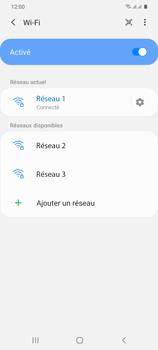 Samsung Galaxy S20 Plus 5G - WiFi - Configuration du WiFi - Étape 9
