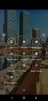 Alcatel 1S (2020) - Photos, vidéos, musique - Créer une vidéo - Étape 7