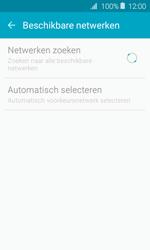 Samsung J120 Galaxy J1 (2016) - Netwerk - Handmatig een netwerk selecteren - Stap 8