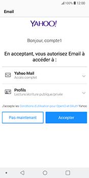 LG V30 - E-mail - 032b. Email wizard - Yahoo - Étape 10