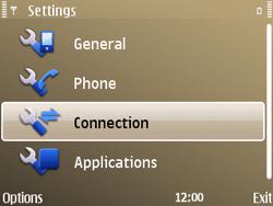 Nokia E72 - Internet - Manual configuration - Step 5
