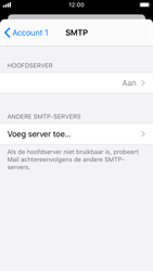 Apple iphone-se-met-ios-13-model-a1723 - E-mail - Handmatig instellen - Stap 18