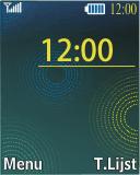 Samsung C3050 - netwerk en bereik - gebruik in binnen- en buitenland - stap 1