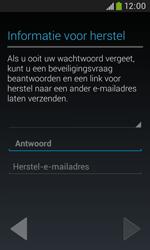 Samsung S7580 Galaxy Trend Plus - apps - account instellen - stap 15