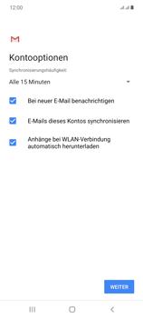 Samsung Galaxy Note 20 5G - E-Mail - 032b. Email wizard - Yahoo - Schritt 12