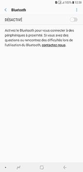 Samsung Galaxy J6 Plus - Internet et connexion - Connexion avec un équipement multimédia via Bluetooth - Étape 8