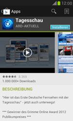 Samsung I8190 Galaxy S3 Mini - Apps - Herunterladen - Schritt 7