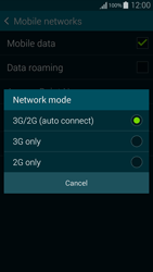 Samsung G850F Galaxy Alpha - Network - Change networkmode - Step 8