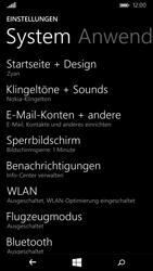 Microsoft Lumia 535 - E-Mail - Konto einrichten - 0 / 0