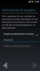 Sony Xperia J - Applicazioni - Configurazione del negozio applicazioni - Fase 12