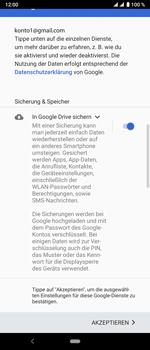 Sony Xperia 10 Plus - E-Mail - Konto einrichten (gmail) - Schritt 12