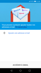 Huawei P10 - Android Oreo - E-mail - Configuration manuelle (gmail) - Étape 5
