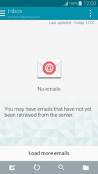 Samsung G800F Galaxy S5 Mini - E-mail - Manual configuration (yahoo) - Step 4