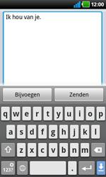 LG P920 Optimus 3D Speed - e-mail - hoe te versturen - stap 7