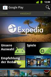 Alcatel OT-983 - Apps - Einrichten des App Stores - Schritt 15