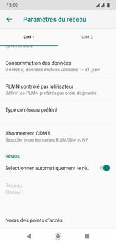 Xiaomi Mi A2 Lite - Internet - configuration manuelle - Étape 10