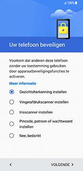 Samsung Galaxy S8 (G950) - Toestel - Toestel activeren - Stap 22